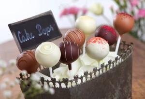 WERBEGESCHENK GIVE AWAY CAKE POPS DEUTSCHLAND